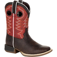 Durango Youth Lil' Rebel Pro Red Western Boot