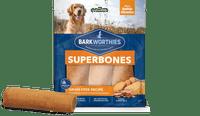 Barkworthies Grain Free Full Size SuperBones  3 pack