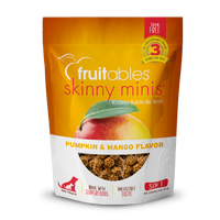 Fruitables Skinny Minis Pumpkin and Mango 5oz