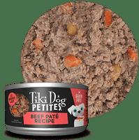 Tiki Dog Petites Beef Pate