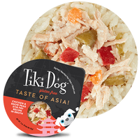Tiki Dog - Taste of Asia Chicken Stir Fry Dog Food