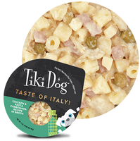 Tiki Dog - Taste of Italy Italian Carbonara