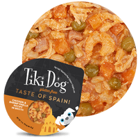 Tiki Dog - Taste of Spain Spanish Paella