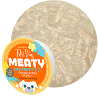 Tiki Dog Meaty Chicken in Broth Dog Food