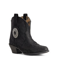 Ariat Black Suede Cantina Women's Western Boot