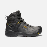 "Keen Dover 6"" Waterproof Carbon Fiber Safety Toe Men's Work Boot"