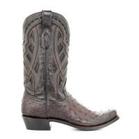 Jesse Men's Ostrich Western Boot