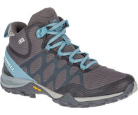 Merrell Siren 3 Waterproof Blue Smoke Women's Hiking Shoe