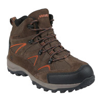 Northside Men's Snohomish Waterproof Hiking Boot - Bark/Orange