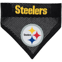 Pittsburgh Steelers NFL Reversible Pet Bandana
