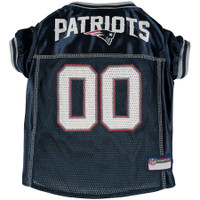 New England Partiots  Pet Jersey