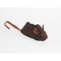 Leather Mouse 5""