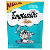 Whiskas Temptations Tempting Tuna Flavor, 6.35oz