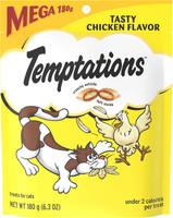 Temptations Tasty Chicken Flavor Cat Treats, 6.35 oz