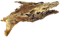 Blue Ribbon Natural Malaysian Sinking Driftwood, Medium