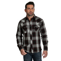 Men's Wrangler Retro Flannel Shirt - Assorted Colours
