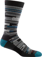 Darn Men's Urban Block Socks - Black