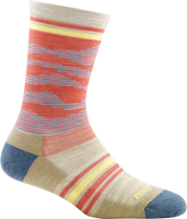 Darn Women's  Waves Socks - Canyon