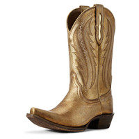 Ariat Women's Tailgate Western Boot - Gold