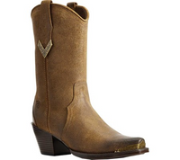 Ariat Women's Shayla Western Boot - SEPIA
