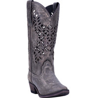Laredo Women's Chopped Out Leather Boot