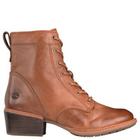 Timberland Women's Sutherlin Bay Mid Lace-Up Boots - Brown