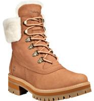 Timberland Women's  Courmayeur Valley 6-Inch Waterproof Boots - Brown