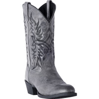 Laredo Men's HARDING LEATHER BOOT - Grey