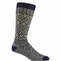 Wigwam Rorvik Navy Socks