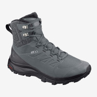 Salomon Women's Outblast TS CSWP Winter Boot - Grey