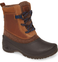 The North Face Women's Shellista III Shorty Boot - Brown