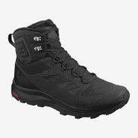 Salomon Men's Outblast TS CSWP Winter Boot - Black