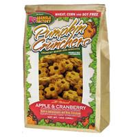 K9 Granola Factory Pumpkin with Apples & Cranberries Cruncher 14oz