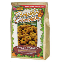 K9 Granola Factory Pumpkin with Sweet Potatoes, Carrots and Parsley Cruncher 14oz
