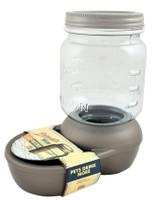 Petmate Mason Replendish Waterer 1/2 Gallon