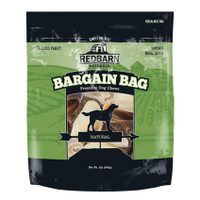 Redbarn Natural Bargain Bag Dog Chews 2lb