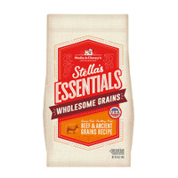 Stella and Chewy's Grass-Fed Beef & Ancient Grains Recipe Dry Dog Food 25lb