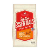 Stella and Chewy's Grass-Fed Beef & Ancient Grains Recipe Dry Dog Food 3lb