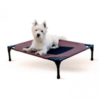 K&H Original Medium Pet Cot™ Chocolate