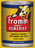 Fromm Remedies Digestive Support Supplement for Dogs - Chicken Flavor 12.2oz