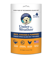 Under the Weather Chicken & Pumpkin Bland Diet for Dogs 6oz