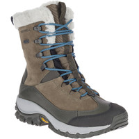 Merrell Women's Thermo Rhea Mid Waterproof Hiking Shoe - Olive