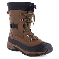 Northside Men's Bozeman Waterproof Insulated Winter Boots - Brown
