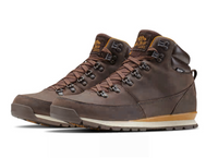 The North Face Men's Back-to-Berkeley Redux Leather Boots - Chocolate