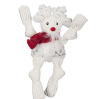 Huggle Hounds Knottie®, Sparkle n'Shine Reindeer Small