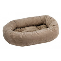 Bowser Donut Pet Bed Cappucino Treat