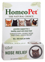 Homeopet Cat Nose Relief 15mL
