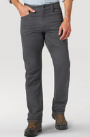 Wrangler Reinforced Mens Utility Pant Grey