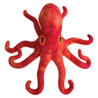 SnugArooz Olivia the Octopus Dog Toy 11""