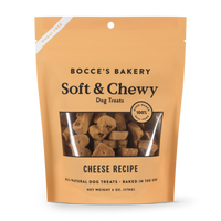 Bocce's Bakery Soft & Chewy Cheese Dog Treats 6oz